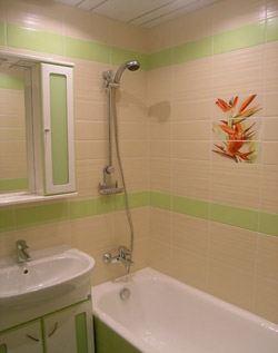 Ремонт ванной в Чите