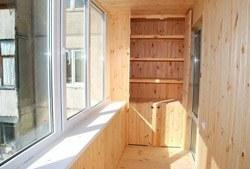 Отделка, ремонт, утепление, балконов и лоджий г. Чита
