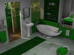 Ремонт ванной комнаты в Чите